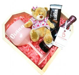 Giftbox Corazón Romántico
